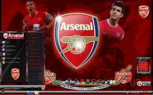 Arsenal black