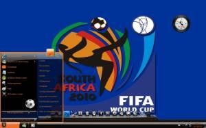 WC 2010 - Футбольная тема