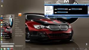 BMW - Тема с автомобилем БМВ