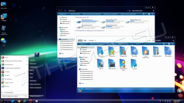 Темы Для Windows 7 Themepack