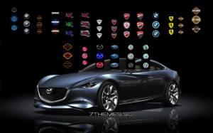Авто равным образом мото бренды