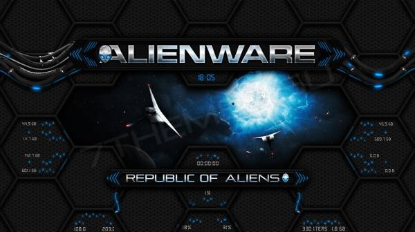 Alienware Wormhole