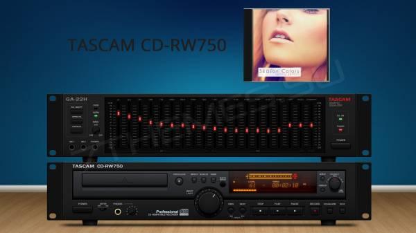 проигрыватель для windows tascam cd 750 exe