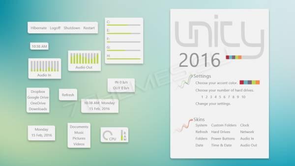 Unity16