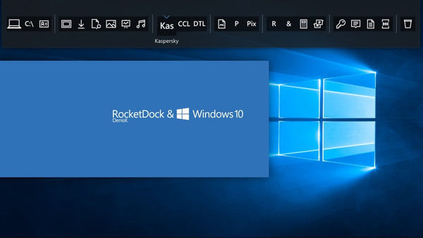 RocketDock & Windows 10