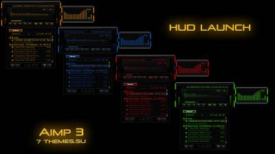 HUD LAUNCH AIMP 3