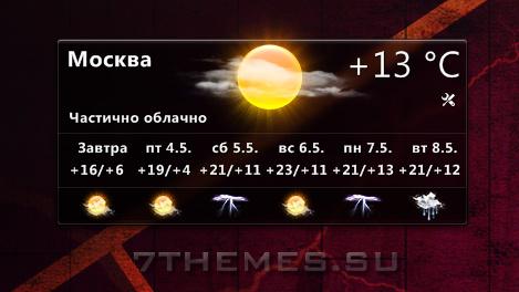 Rainmeter Rus скачать - фото 11