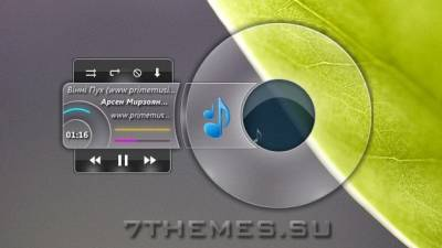 Mirro Player XWidget