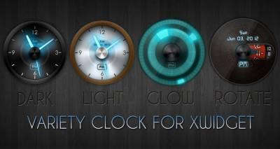 Variety Clock