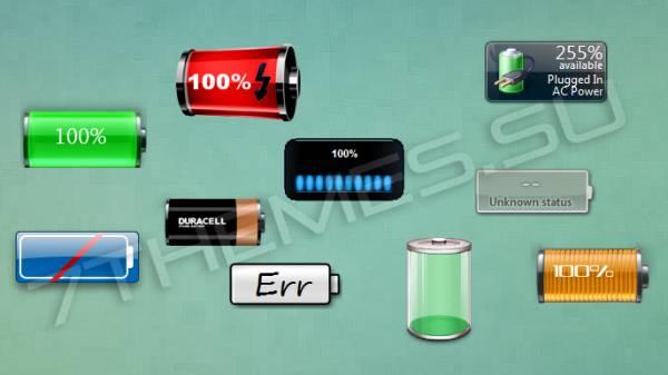 Заряд батареи - 00 гаджетов