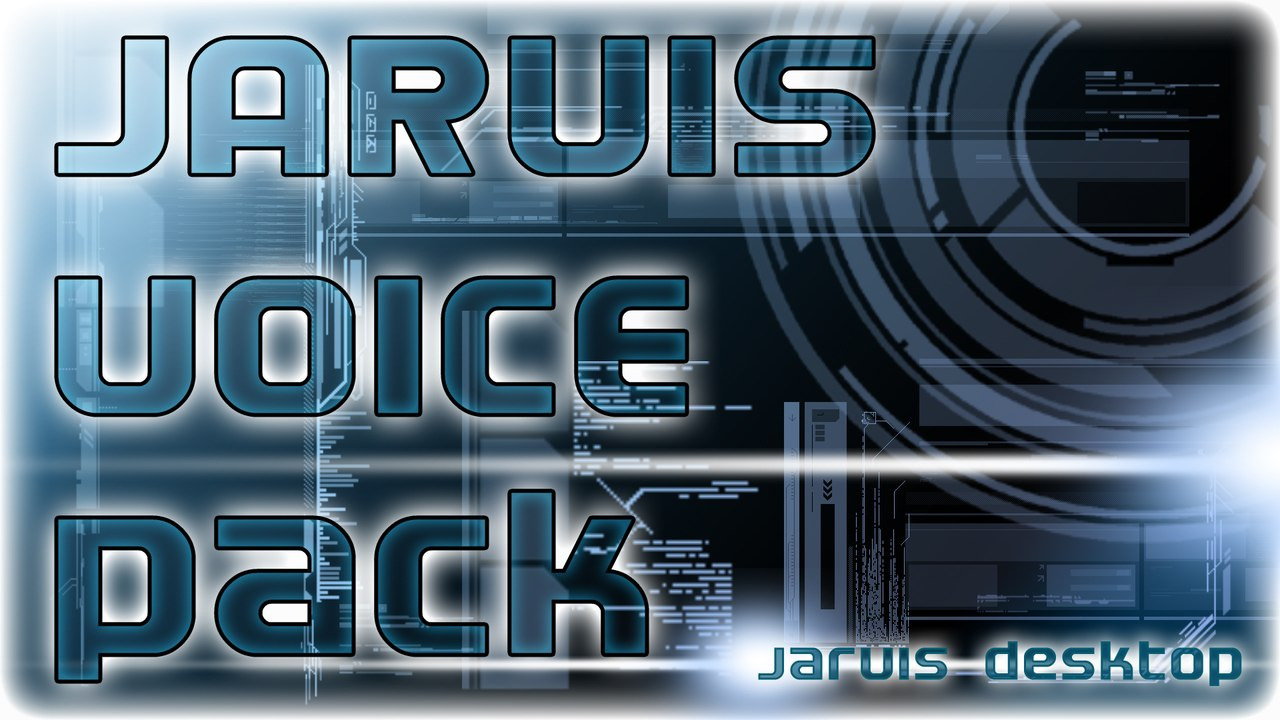 Jarvis Voice Pack