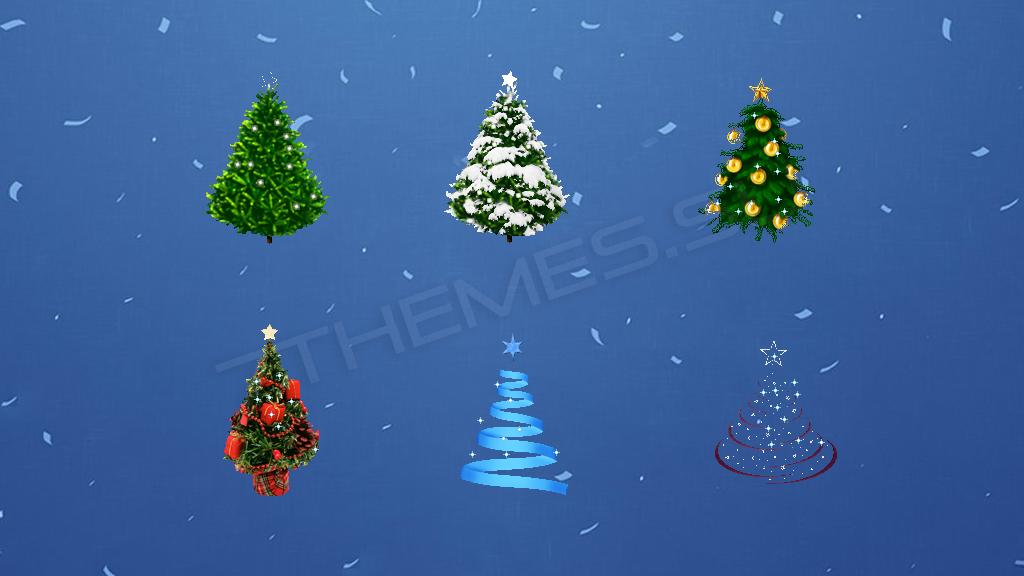 Кликни на картинку для увеличения новогодняя ёлочка lucky sims