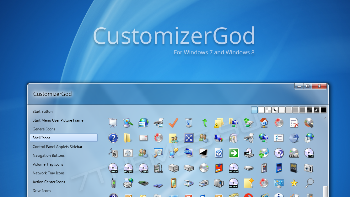 CustomizerGod