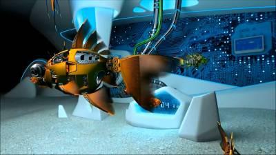 Cyberfish