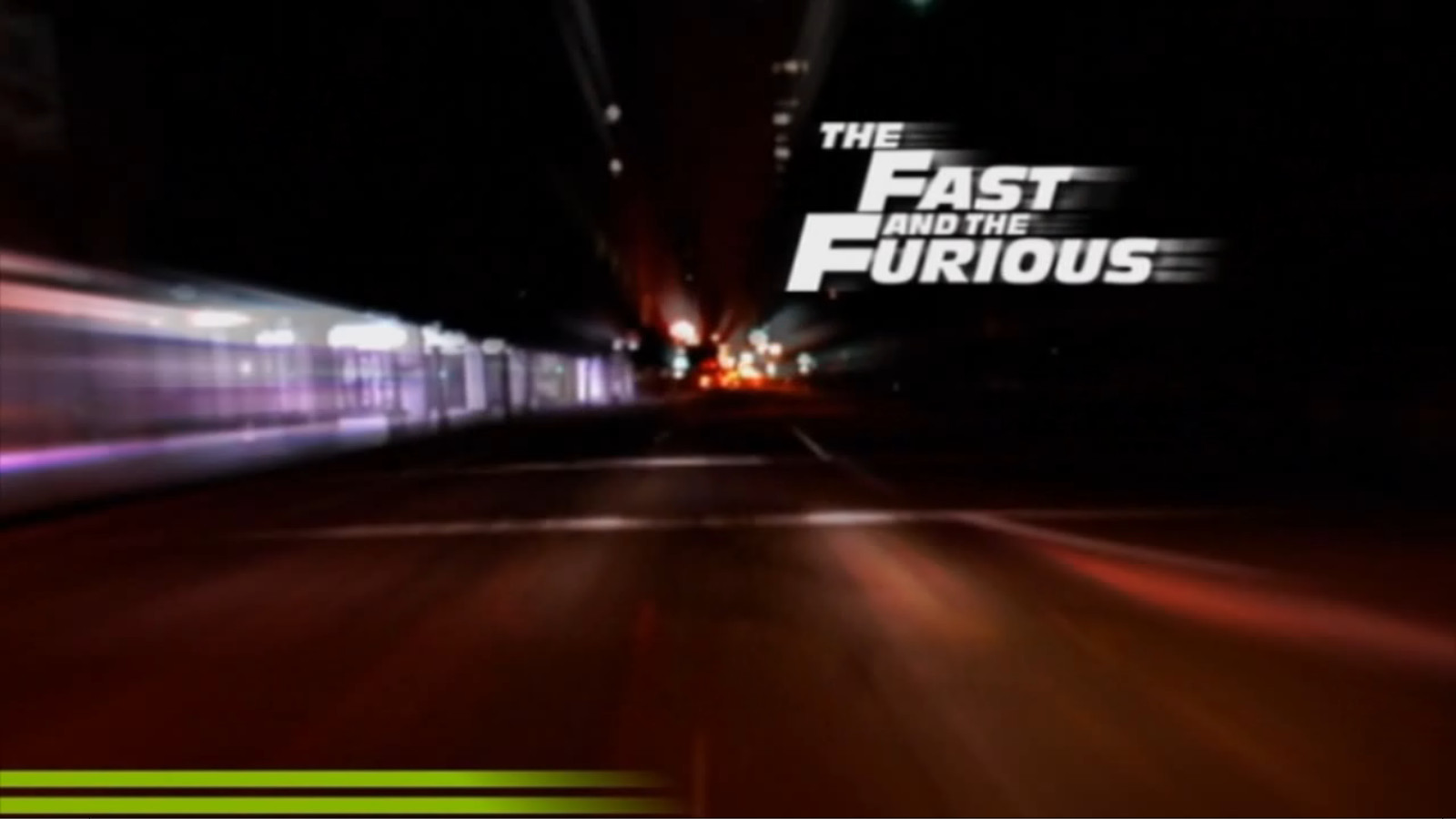 The Fast the Furious Dream
