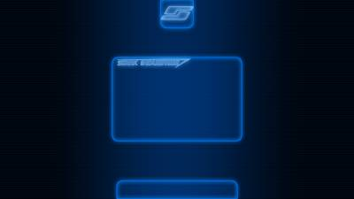 Stark Industries Logon Screen