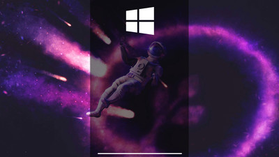 Space Win 10