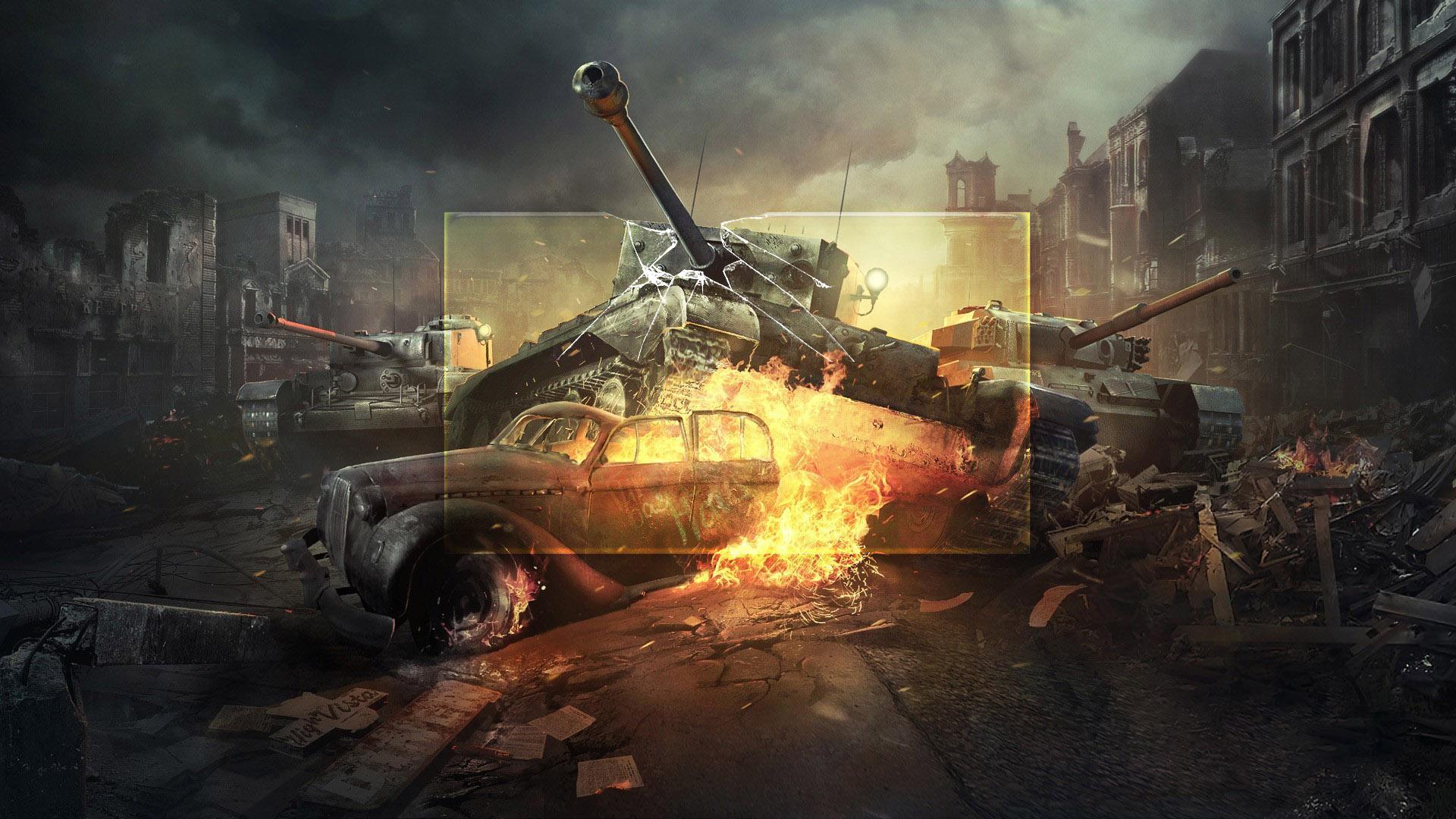 World of Tanks  регистрируйся и играй!