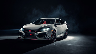 Honda Civic Type R 4K