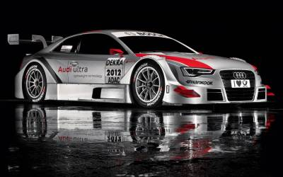 Audi ultra A5 DTM