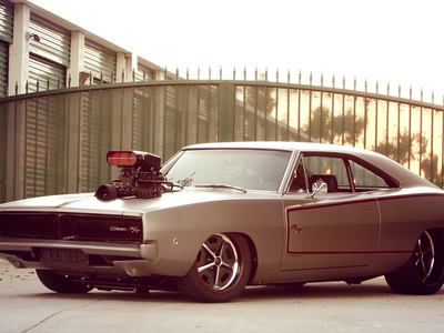 Dodge Super Charger