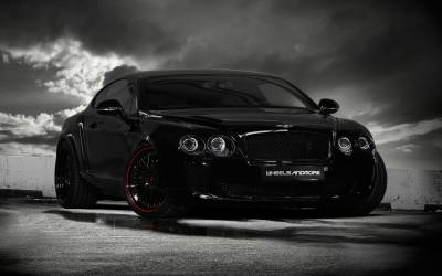 Black Bentley