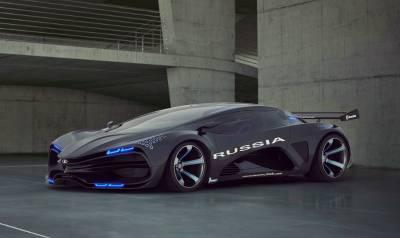 Lada Supercar Concept