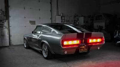 Ford Mustang Shelby GT500 Cobra