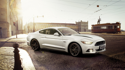Ford Mustang Sportcar