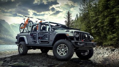 Mopar Jeep Gladiator Rubicon