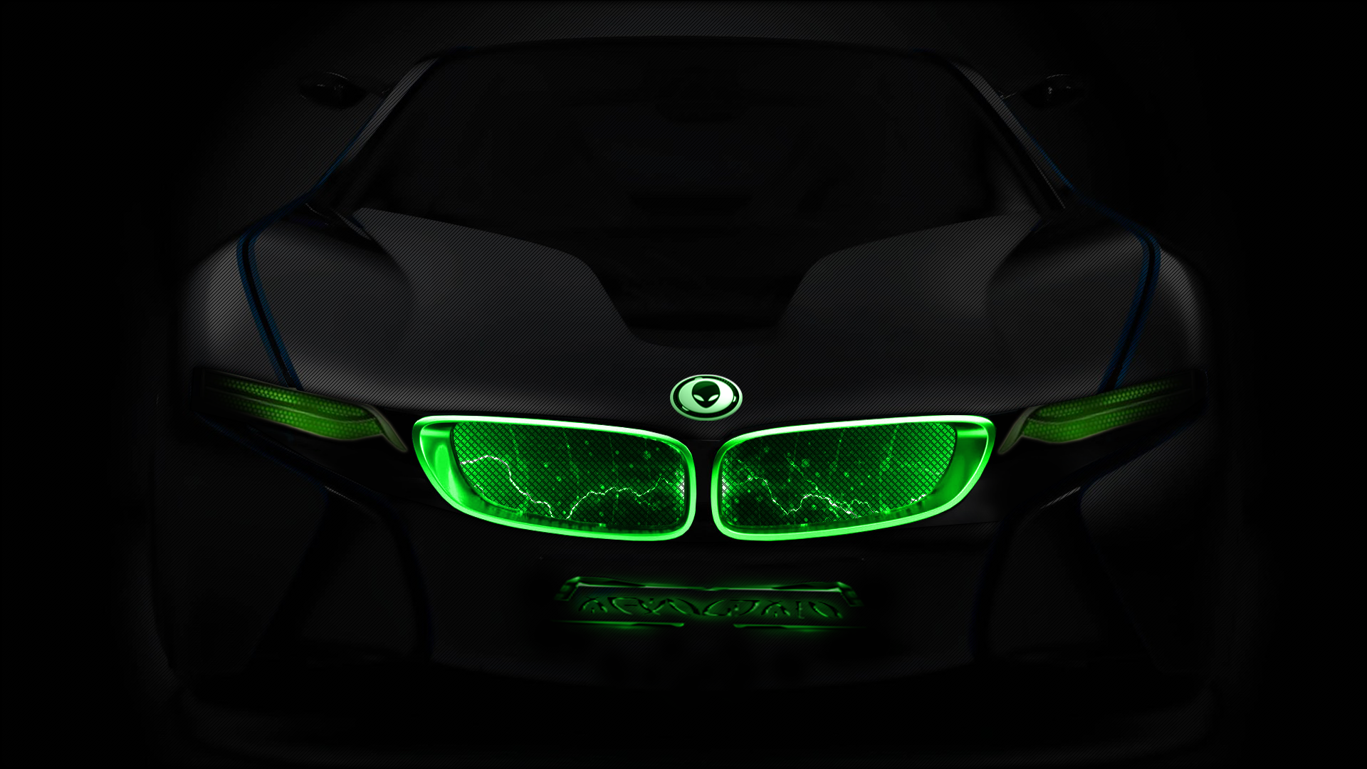 alienware car