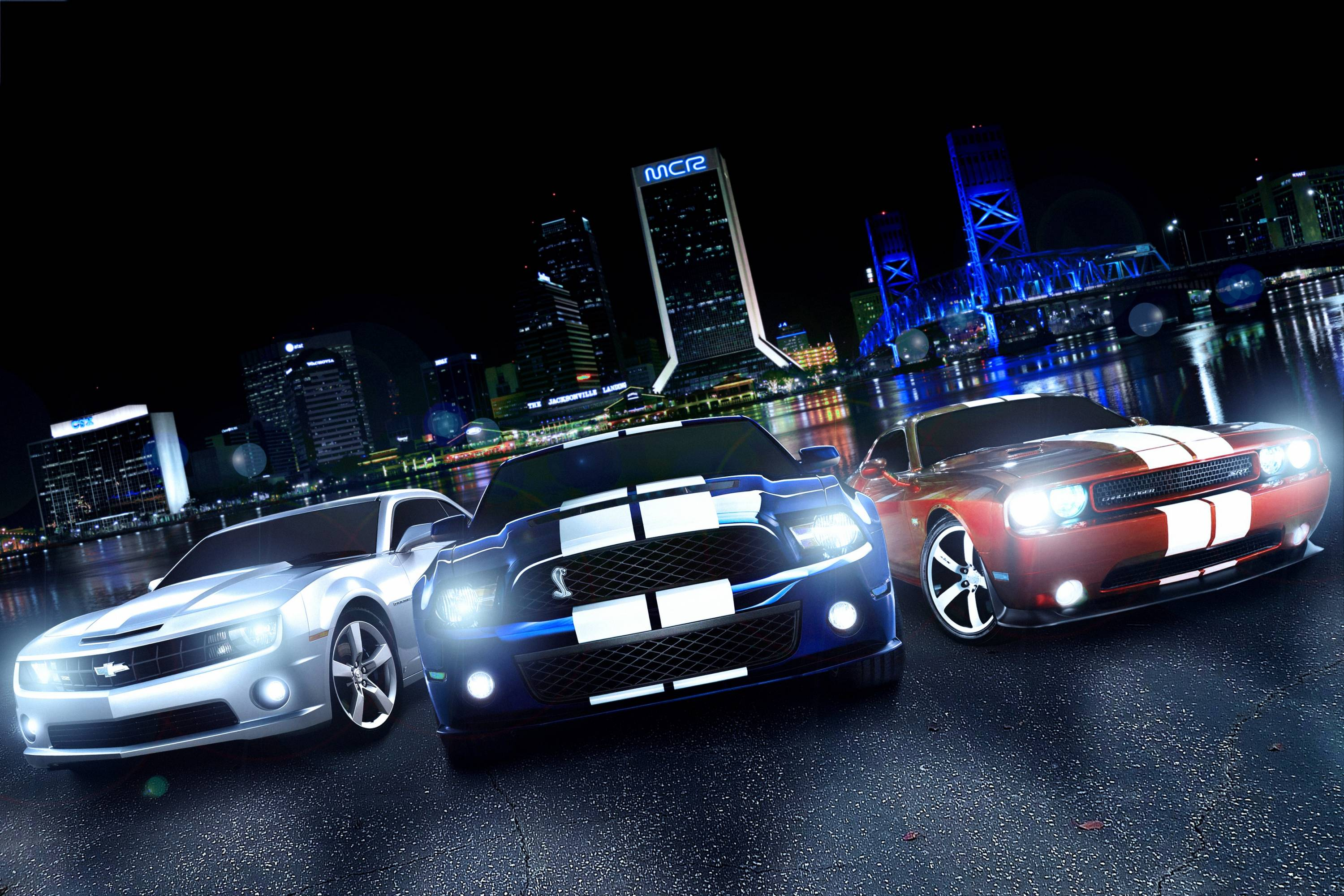 MUSCLE CARS 3