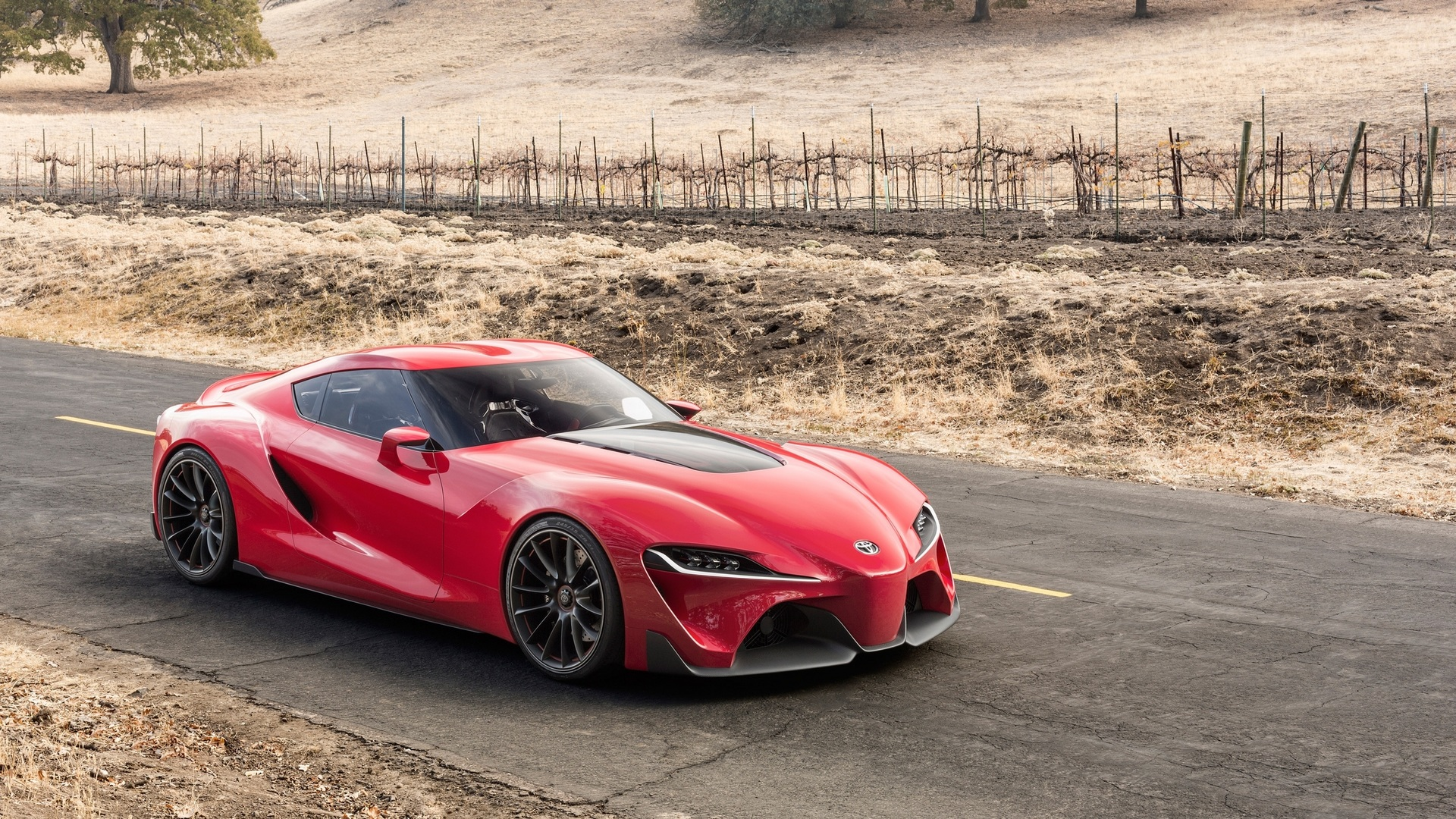 Toyota FT-1 Concept 2