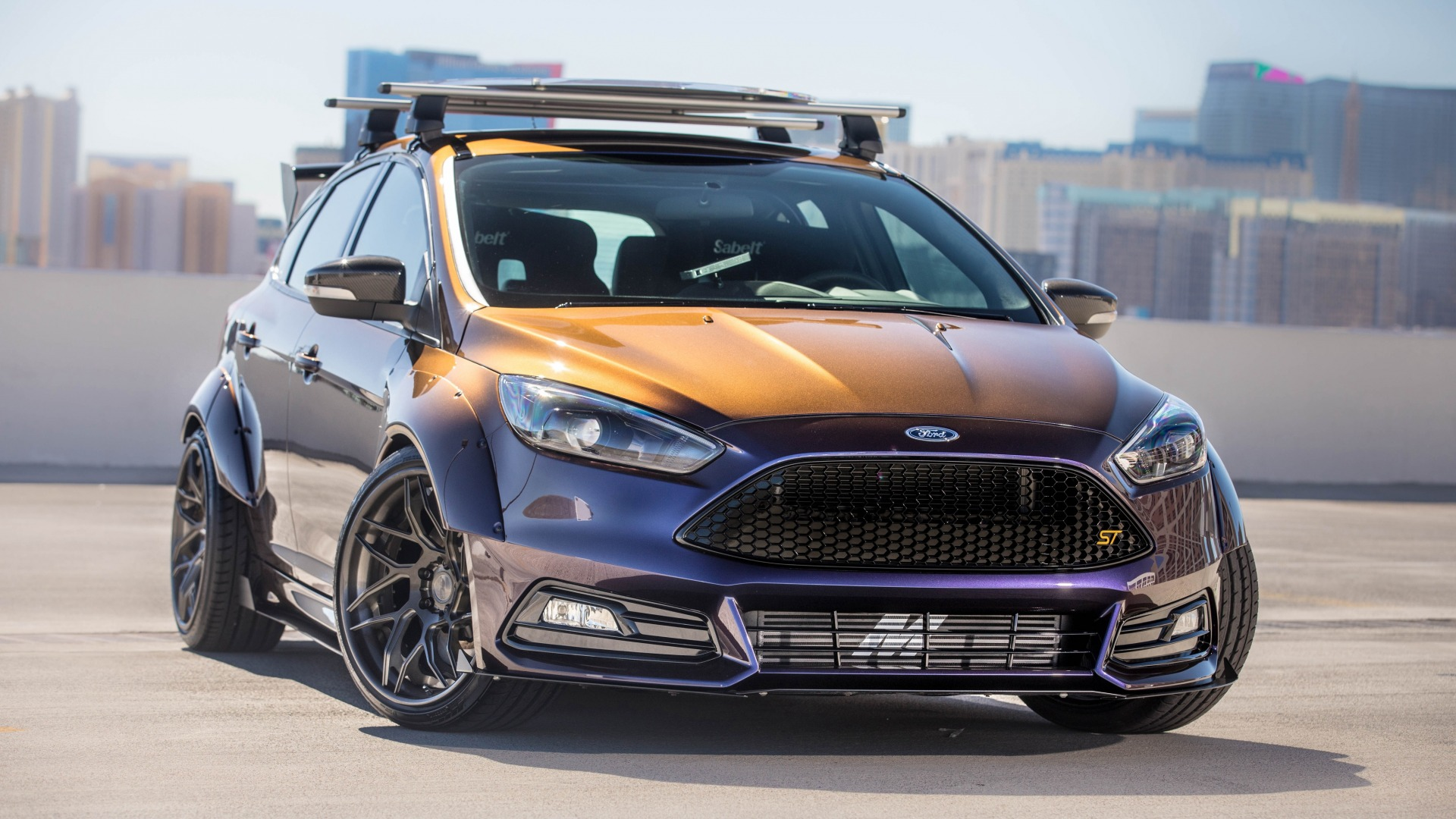 Ford, tuning, Blood Type Racing, Focus ST