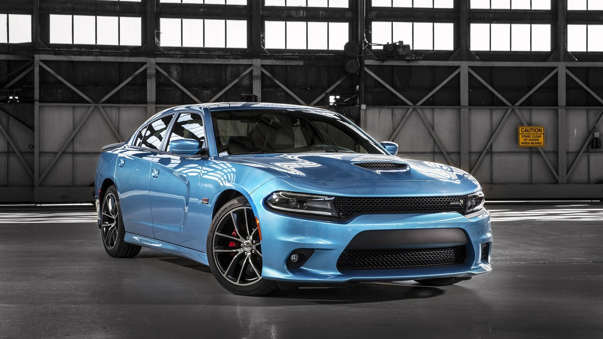 Dodge Charger RT Scat Pack