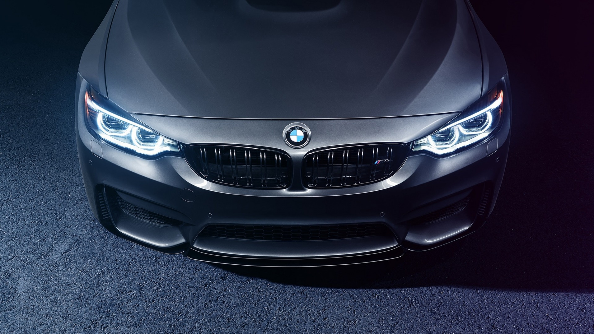 Silver, BMW, Face, F82