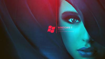Windows 7 and Face
