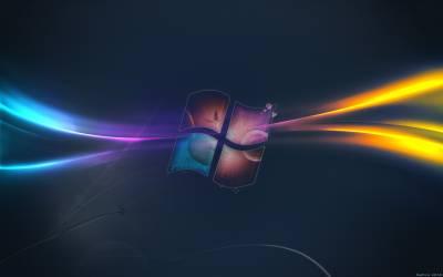 Windows Abstract Logo