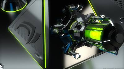 Nvidia Energy second view
