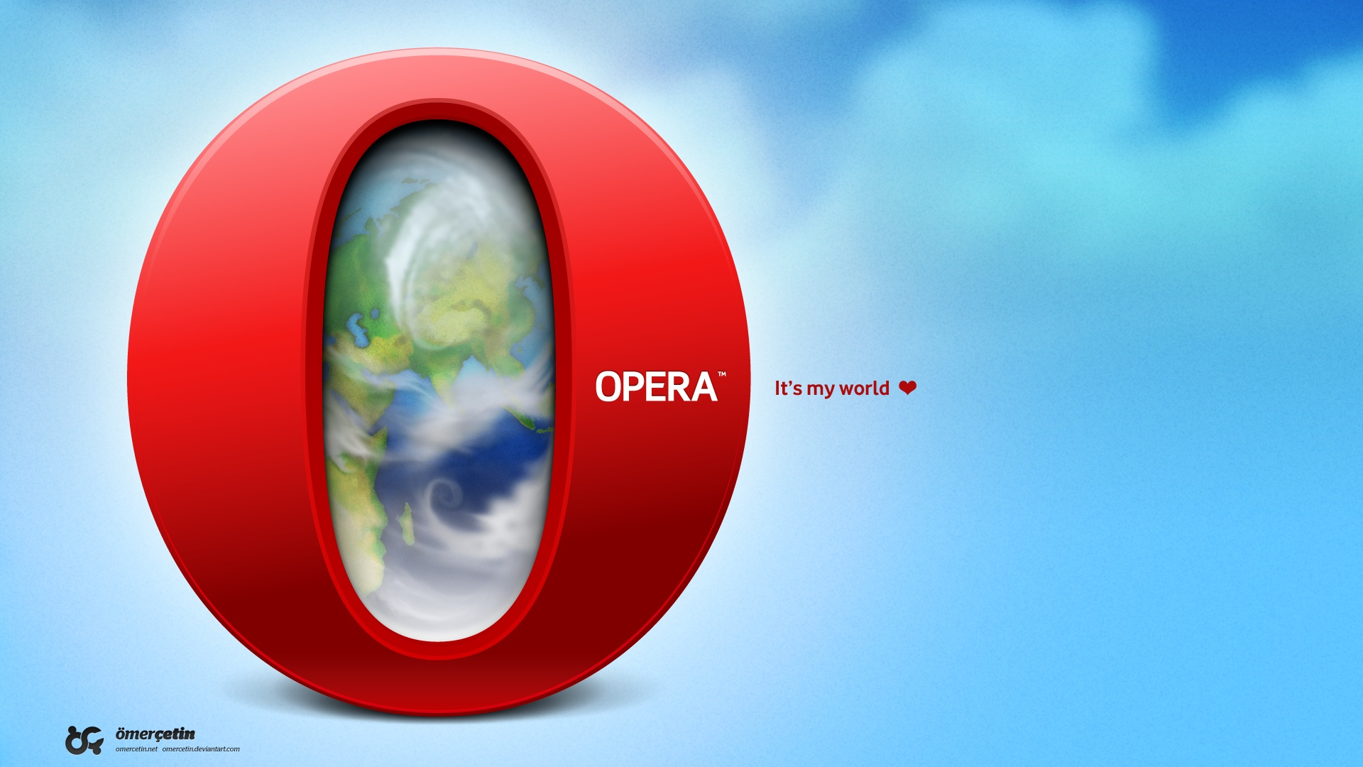 Opera My World