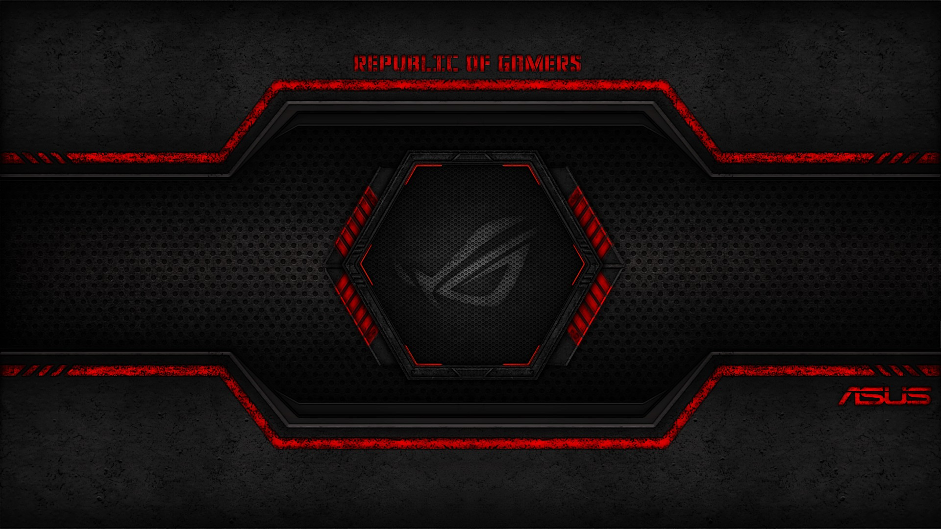 Asus ROG HEXAGON V3.0 - By BeautyDesignz