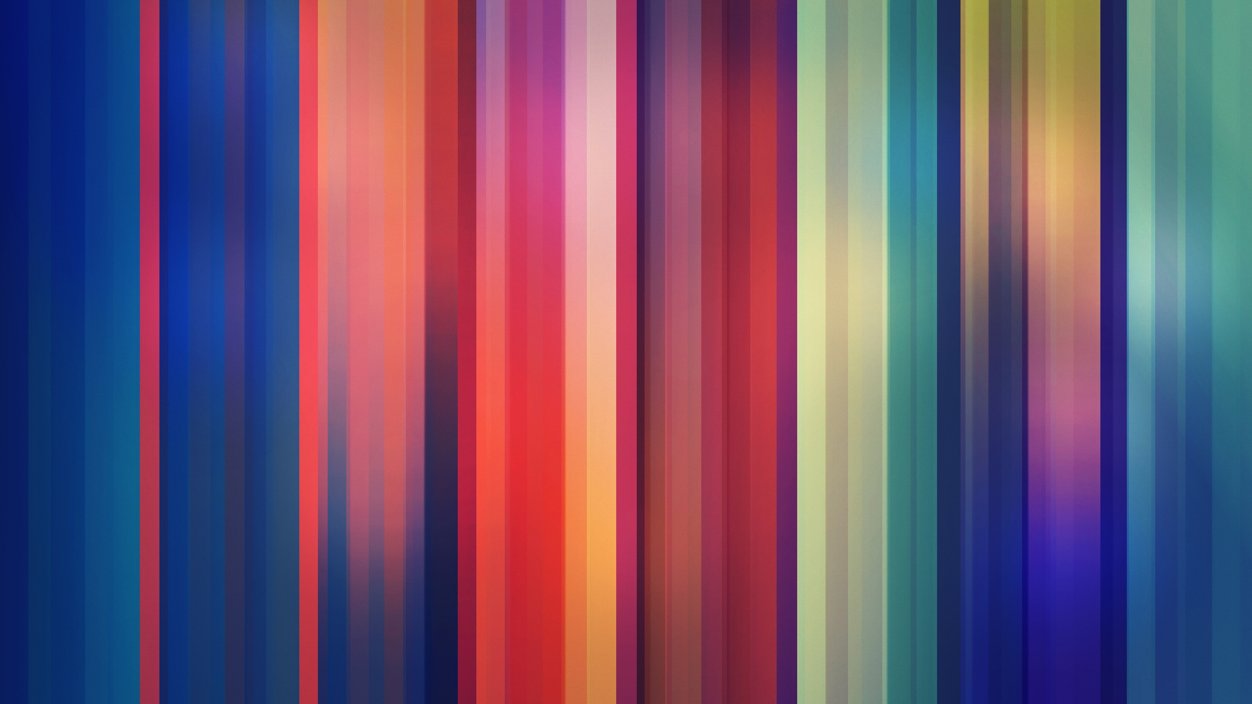 Colorful Abstract Texture Lines