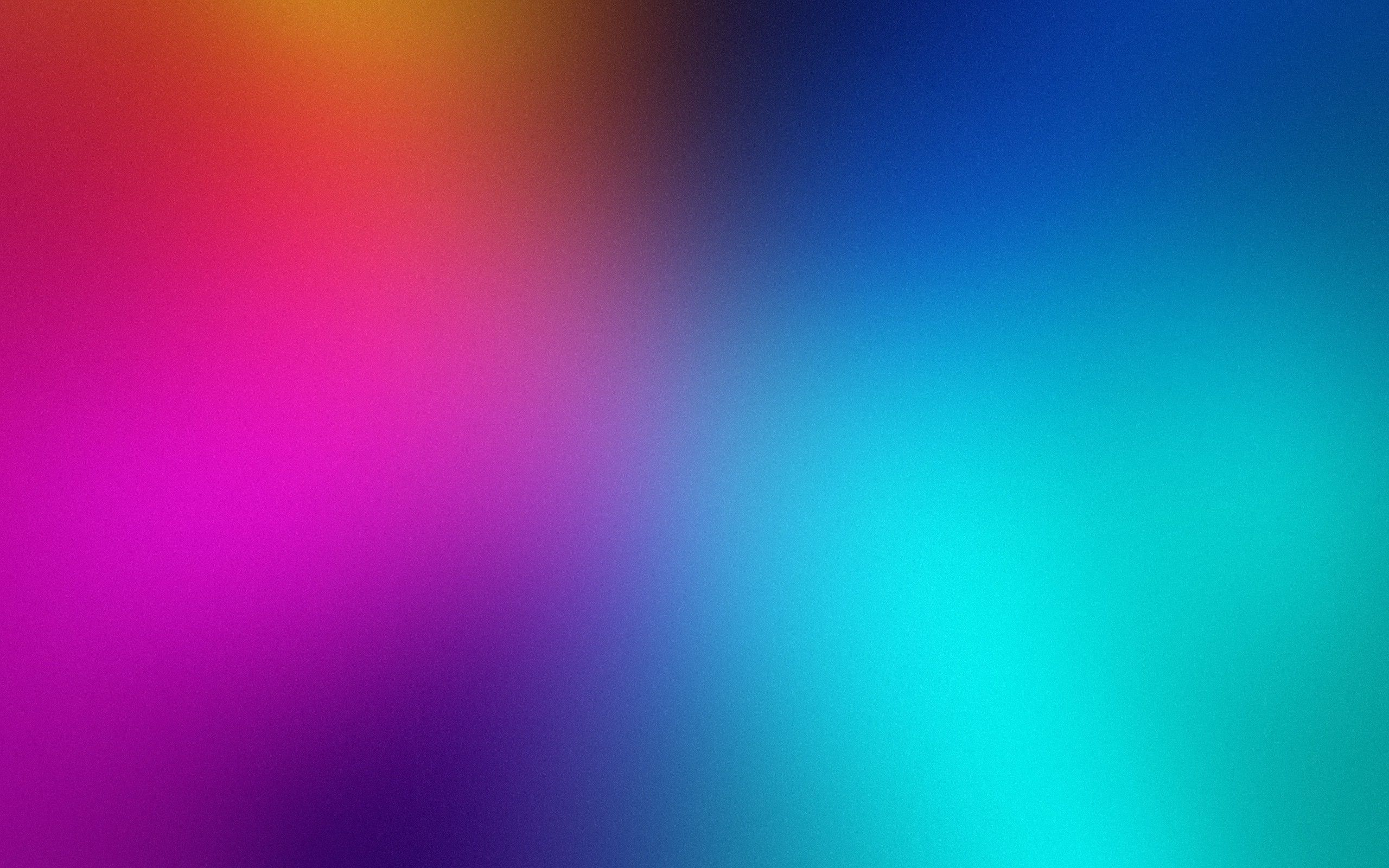 Multicolored gaussian blur