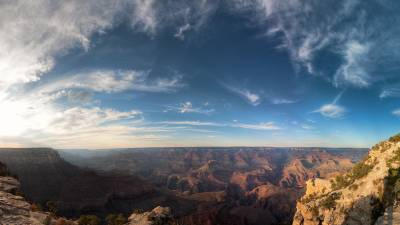 Grand Canyon Grand View
