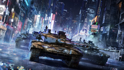 Armored Warfare Game