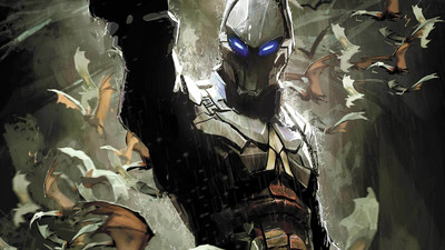 Бэтмен аркхам рыцарь