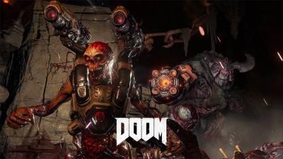Doom 4 - два демона