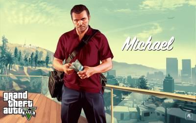 Michael из GTA4