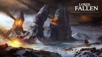 Lords of the Fallen Art