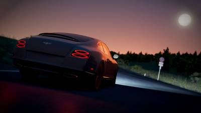 Forza Horizon 2 - Bentley Continental GT